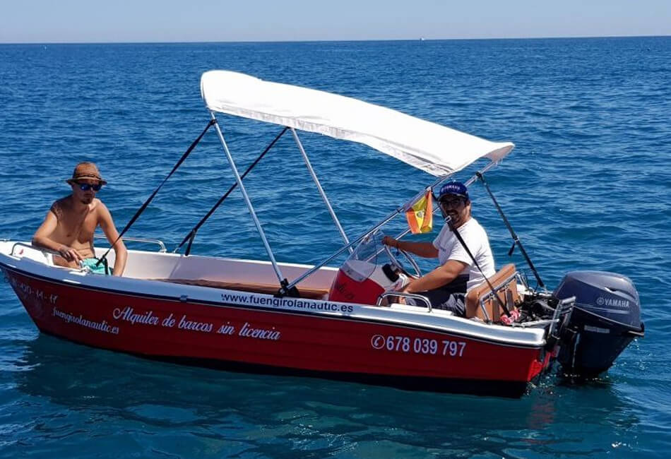 14 ft 4DS R Sport Boat