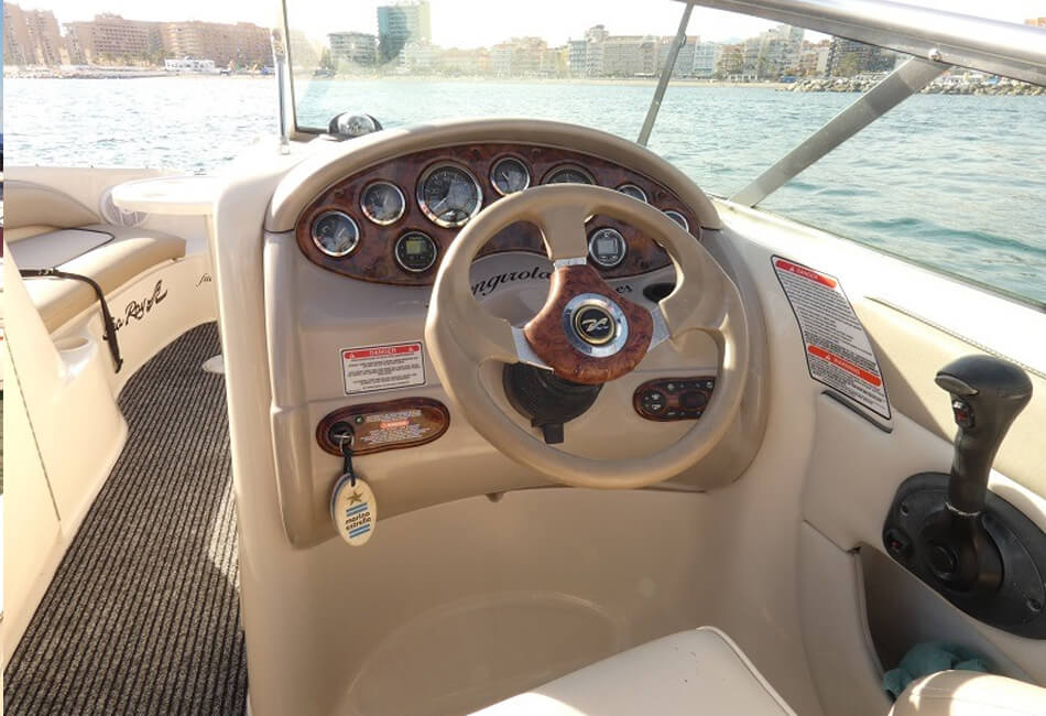23ft Sea Ray Sundeck 200 Sport Boat